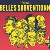 La gamelle d'or : prix remis à l'ensemble des artistes de la Rebellocratie Française