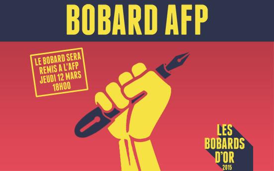 Le Bobard AFP
