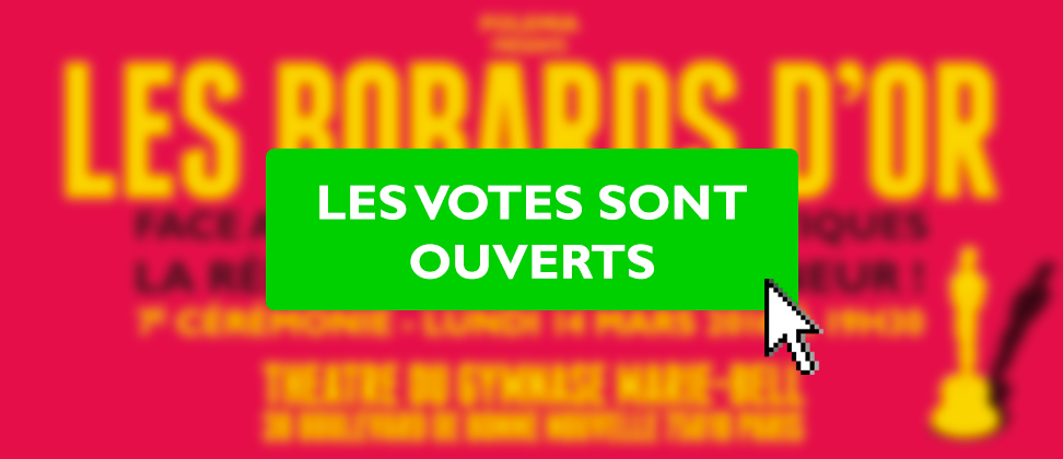 Bobards d'or 2016