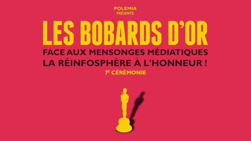 Revue de presse: Les gagnants des Bobards d'or 2016 [Ojim]