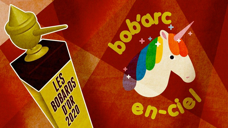 Le Bob'arc en ciel