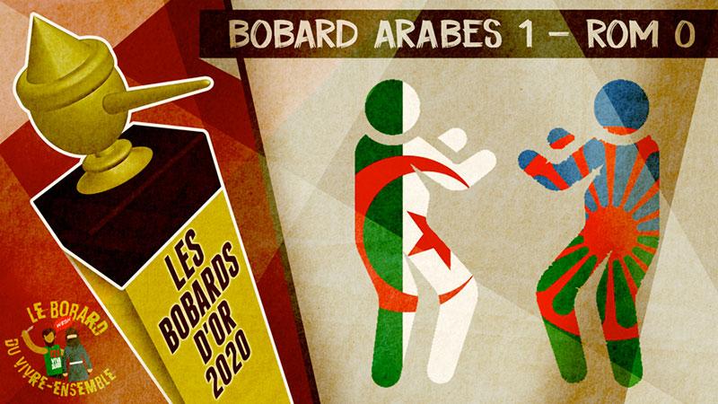 Bobard Arabes 1 – Roms 0