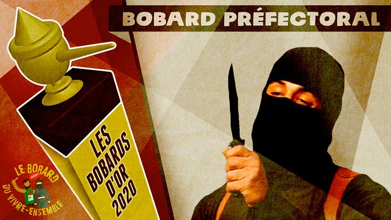 Bobard préfectoral